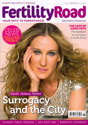 Fertility Road magazine cover