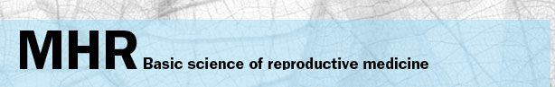 Molecular Human Reproduction header