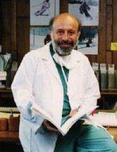 Dr. Sherman Silber Office Pic