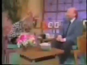 Dr. Silber explains ZIFT procedure on Joan Rivers Show.