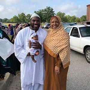 Abdul Rahman Family